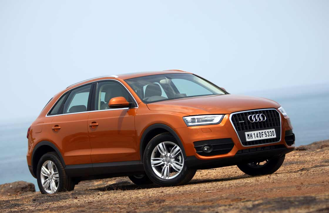 audi q3 in india 2012 review specification road test blog. Black Bedroom Furniture Sets. Home Design Ideas