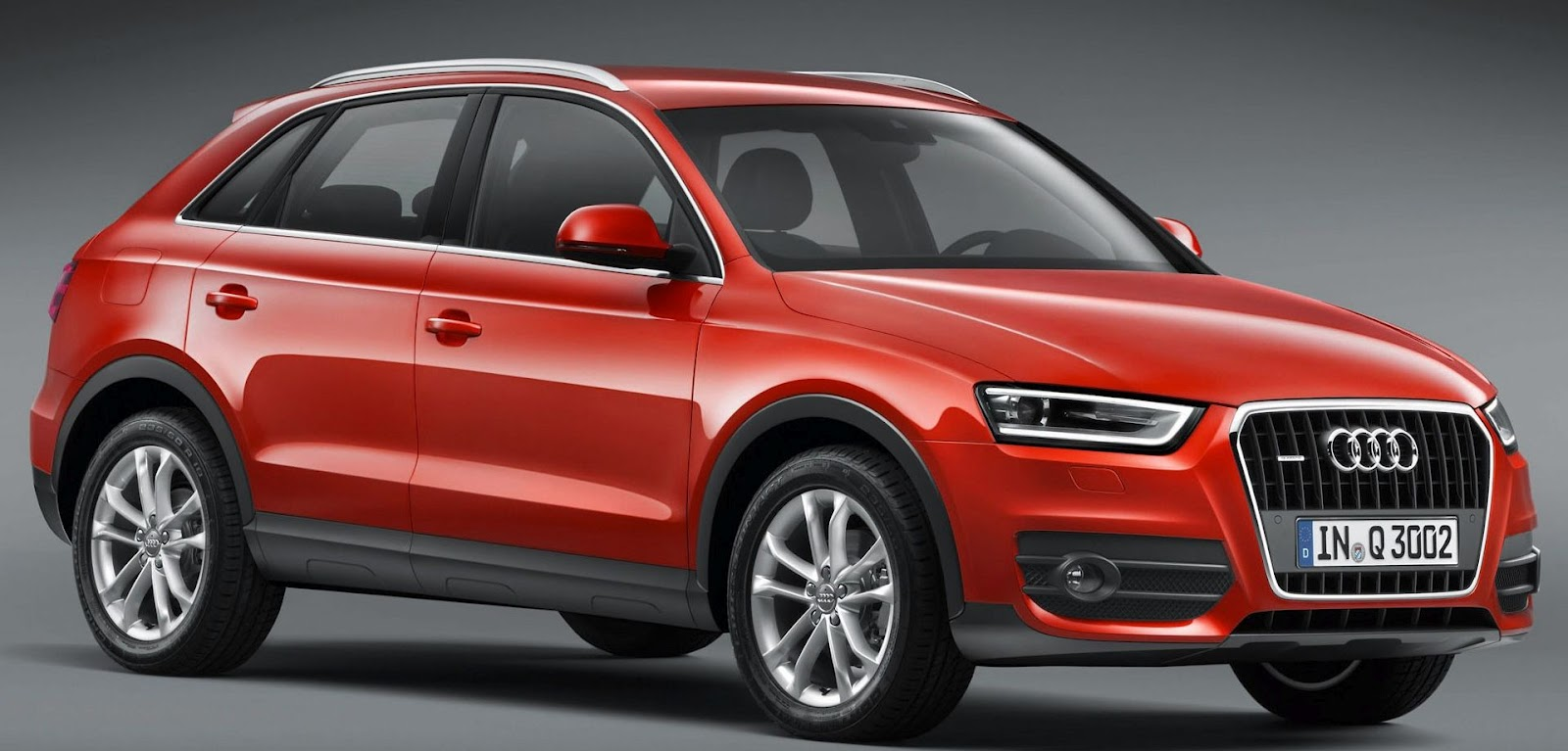 Audi Q3: photos, specifications, car features and reviews of owners 78